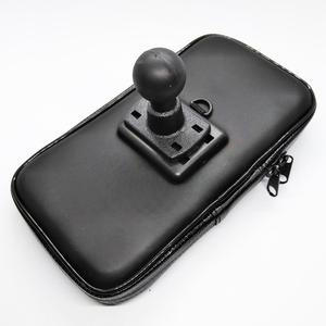Image 3 - 스마트 폰용 1 인치 볼 연결 기능이있는 방수 지퍼 케이스