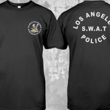 SWAT Department Los Angeles Tv Series SECURITY INVESTIGATION T-Shirt