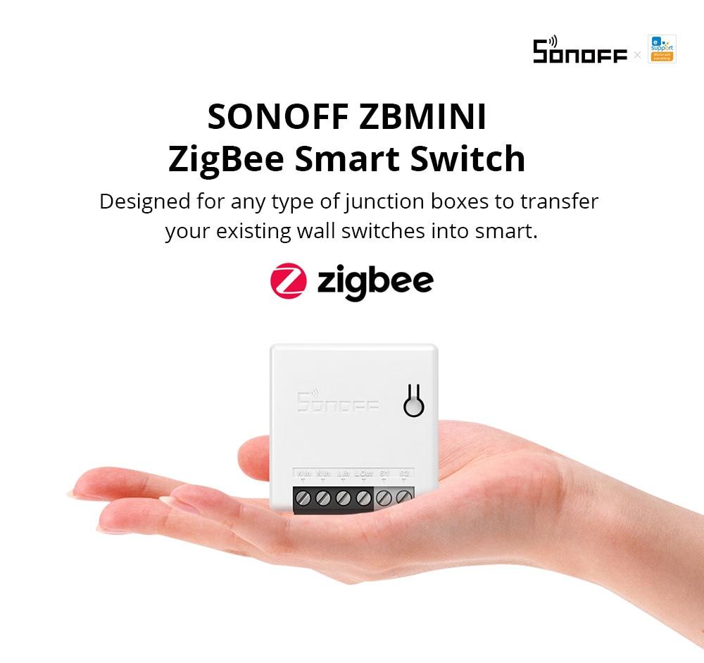 SONOFF ZBMINI Zigbee