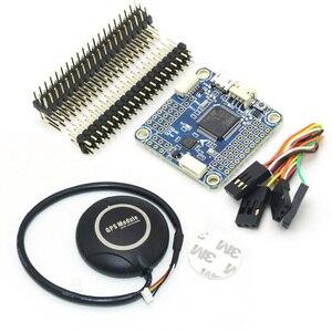 Image 1 - Betaflight F4 V3 carte contrôleur de vol baromètre intégré OSD TF Slot avec M8N GPS pour FPV quadricoptère