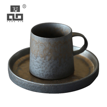 TANGPIN japanese ceramic tea mugs teacups coffee mugs milk cup drinkware
