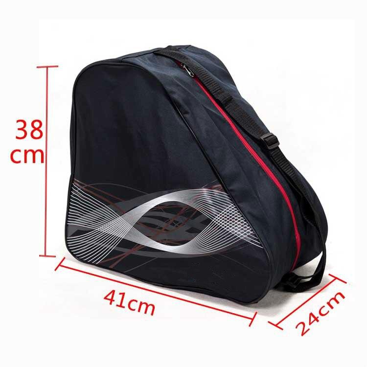 Bag Snowboard-Accessories Skate Carry-Shoulder-Bag Portable for Black Helmet Non-Slip