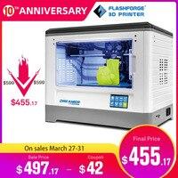 Flashforge 3d impressora 2019 fdm dreamer dupla impressão a cores wifi e touchscreen com 2 carretel totalmente montado 3d drucker|3d printer dreamer|flashforge 3d|flashforge 3d printer -