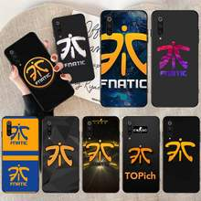 Nbdruicai LOL Fnatic FNC Anti-Dirty Cute DIY Dicat Bling untuk Redmi Note 8 8A 7 6 6A 5 5A 4 4X 4A Pergi PRO PLUS Perdana(China)