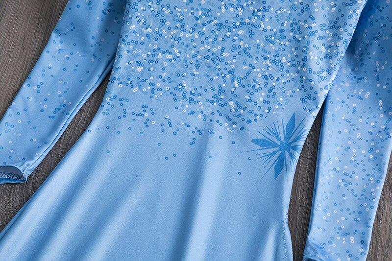 Hfe3aa71883f04b2a899da17727e65bd8a Fancy Girl Princess Dresses Sleeping Beauty Jasmine Rapunzel Belle Ariel Cosplay Costume Elsa Anna Sofia Children Party Clothes