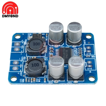 DC 8V-24V AMP Chip 60W 4-8 Ohms TPA3118 PBTL 60W Mono Digital Audio Power Amplifier Board Module Amplificador Replace TPA3110 image