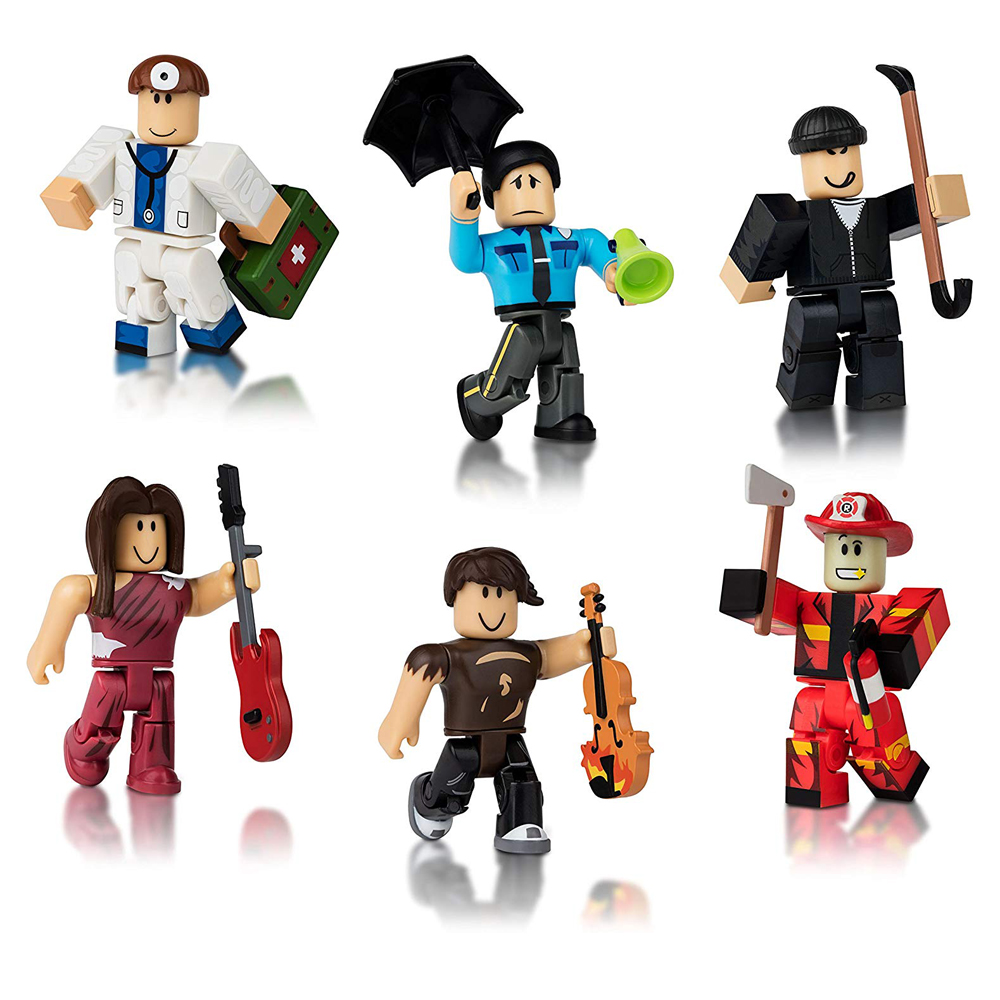24pcs Set Roblox Action Characters Figures 7cm Pvc Suite Doll Toys Roblox Action Figures 7cm Pvc Suite Dolls Toys Anime Model Figurines For Ebay