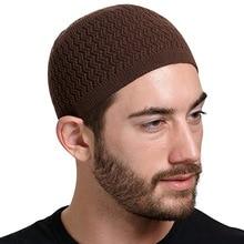 Caps Beanie-Cap Prayer-Hat Arab India Islam Jewish Kippah New Muslim Winter Musulman