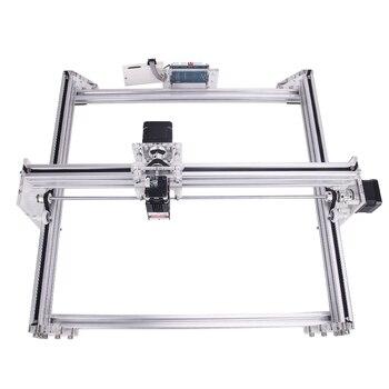 30*40cm 10w cnc 레이저 조각 기계 2 축 dc 12 v diy 홈 조각사 데스크탑 우드 라우터/커터/프린터 기계 오프라인