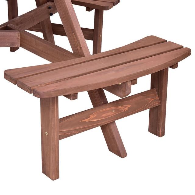 Picnic Table Bench Set   4