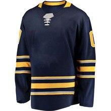 Mens Stitch America Hockey Jersey Buffalo Ice Fans Jack Eichel Jack Eichel Rasmus Dahlin Jeff Skinner OReilly Jerseys