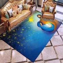 Напольный коврик для гостиной с рождественскими мотивами наружный