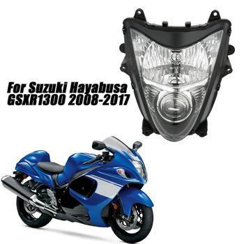אופנוע פנס ברור פנס לסוזוקי GSXR GSXR1300 Hayabusa 2008 2017 09 10 11 12 באתר