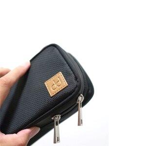 Image 5 - DD C 2019 contenitore portatile della borsa di stoccaggio per FIIO M11/FH7/BTR3/F9 PRO SHANLING UP2/M5S/MWS HIFI Music Player accessori per auricolari