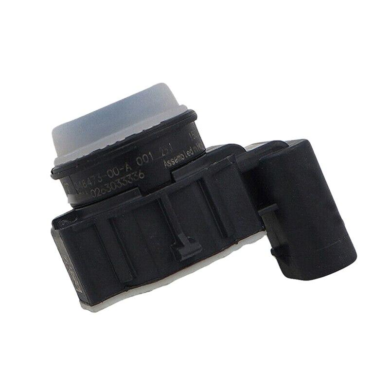 Auto Stoßstange Parkplatz Sensor Parkplatz Sensor Einparkhilfe Sensor für Tesla Model S X 1048473-01-EINE 0263033324 Schwarz