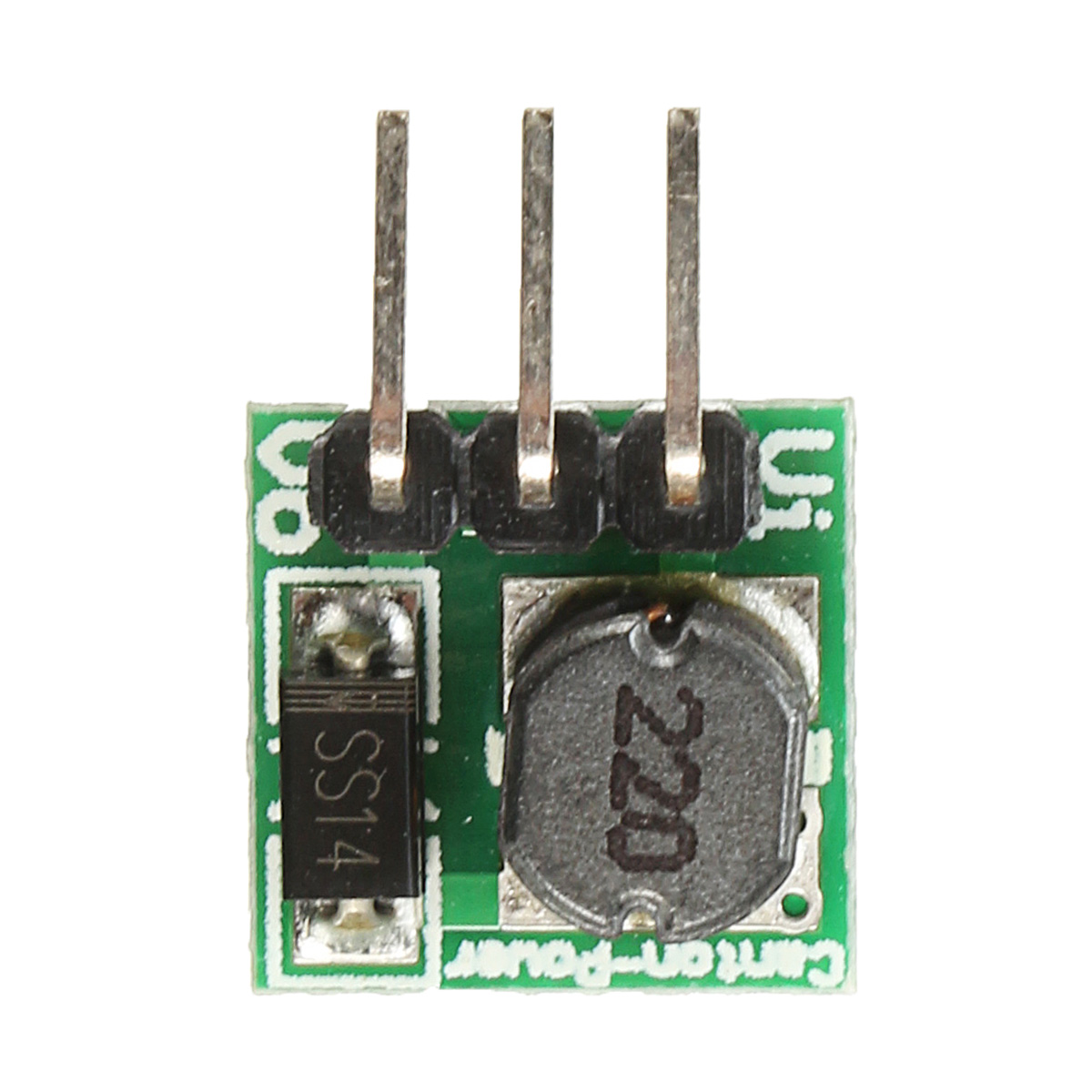 Free ShipMini-Module Arduino Stepup Breadboard Boost-Power DC To for Durable In-Use 5PC NEWδ