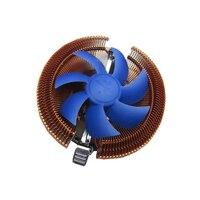 Huananzhi 38 graus cpu cooler para lga115x lga1366 771 lga2011 amd cpu radiador com adaptador mais frio