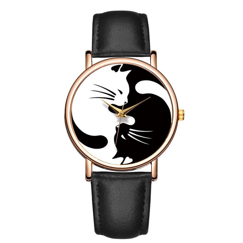 2020 New Luxury Women's Watch Men's lady's <font><b>Unisex</b></font> Watches <font><b>Leather</b></font> Strap Quartz Couple Clock Gift <font><b>Reloj</b></font> Hombre <font><b>Mujer</b></font> <font><b>Montre</b></font> <font><b>Femme</b></font> image