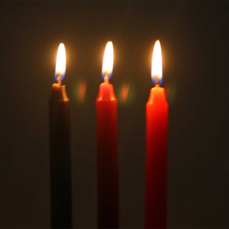 3 teile/paket Wachs Kerzen BDSM Bondage Bett Sex Spielzeug Schmerzen und Glücklich Keine Verletzt Keine Brennen Sinnliche Heißem Wachs Niedrigen temperatur Kerze