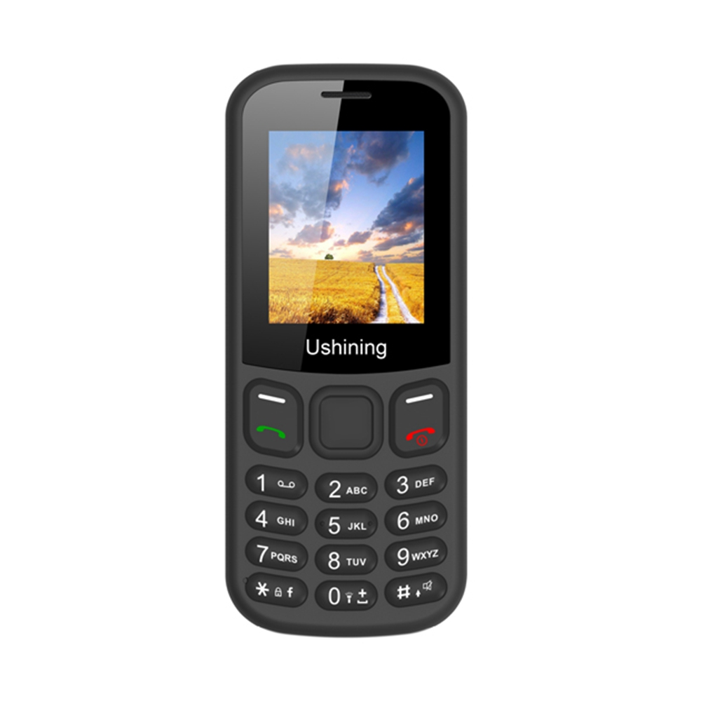 New GSM Basic Mobile Phone Pay as You Go Unlocked SIM Free Feature Phone,Light & Durable image