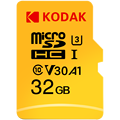 100% карта памяти Kodak U3  32 ГБ  64 ГБ  128 ГБ  256 ГБ  Micro SD карта  TF флэш-карта  micro SD карта для телефона  карта памяти 292