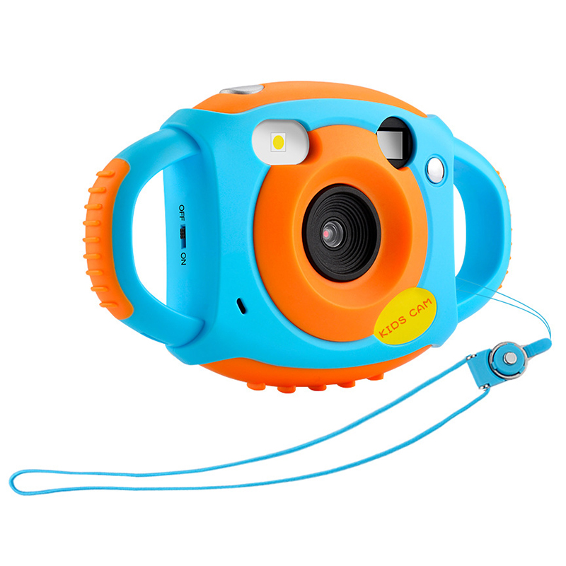 1080P Child Camera Cartoon Mini LCD Camera HD 500W Digital Camera For Kids Camcorders For Children Baby Automatic