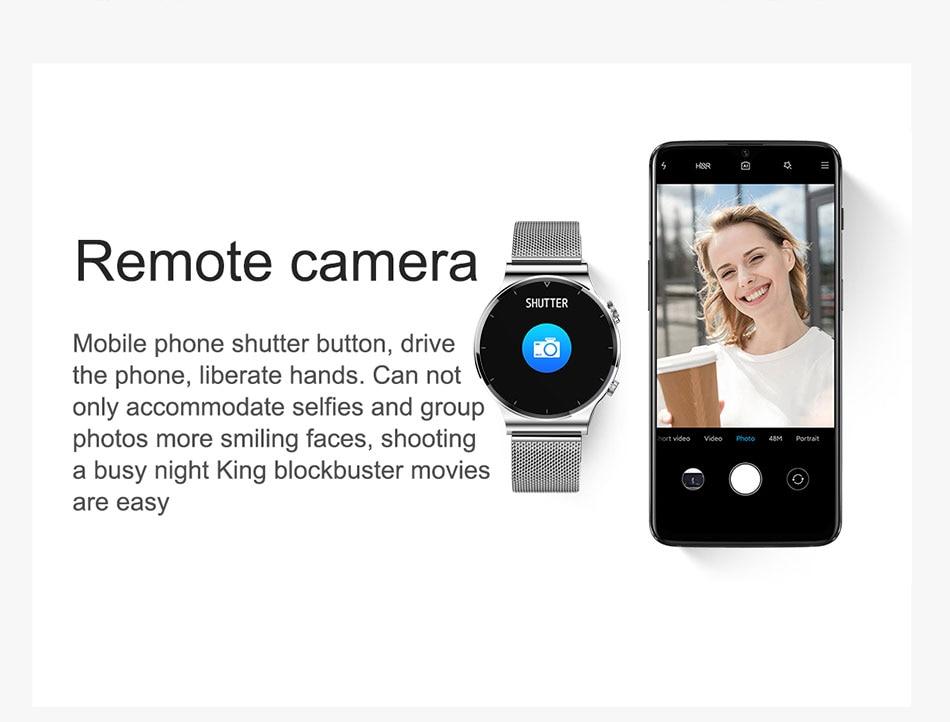 Hfe3f6310a03c4a91a6cf1da6dfc775c4d LIGE 2021 New Smart watch Men IP68 waterproof watch Multiple sports modes heart rate weather Forecast Bluetooth Men Smart watch