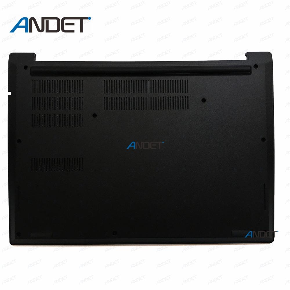 New 01LW161 For Lenovo Thinkpad E480 E485 E480C Bottom Case Lower Base Cover