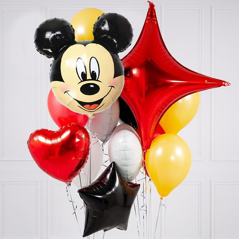 Sensational B1C083 Buy Cake Topper 1St Birthday Mickey And Get Free Shipping Personalised Birthday Cards Petedlily Jamesorg