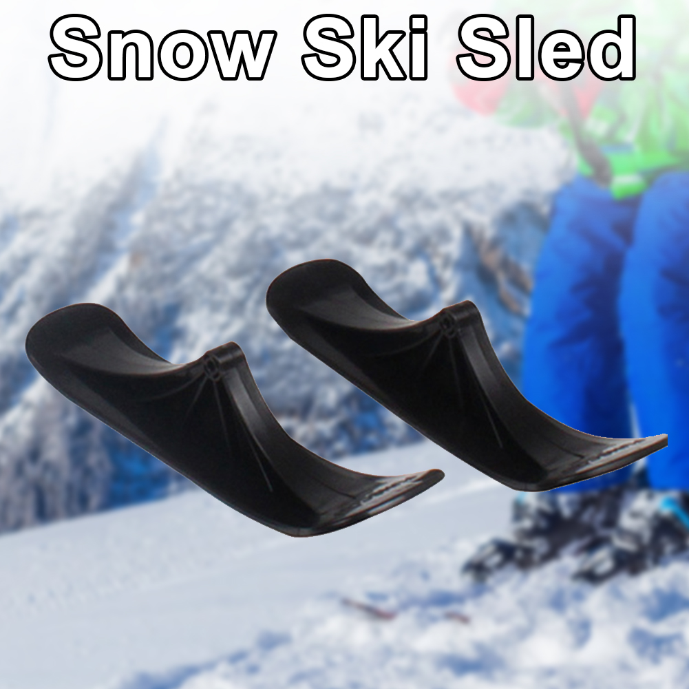 Scooter Ski Sled Winter Riding Tyre High Quality For Children Electric Scooter Accessories Ski Skate Board Replacement Parts 4