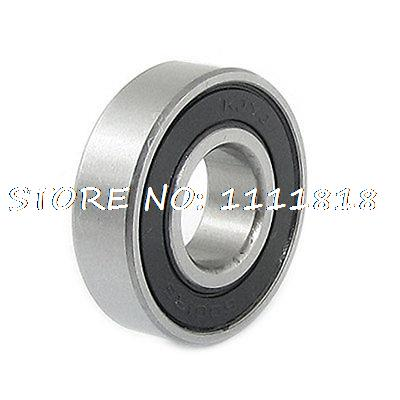 Electric Motor 6001RS 12 X 28 X 8mm Deep Groove Ball Bearing