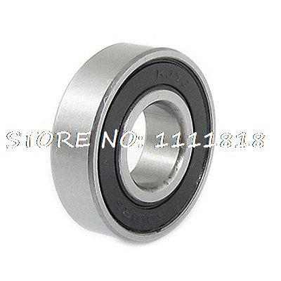 Electric Motor 6001RS 12 X 28 X 8mm Deep Groove Ball Bearing
