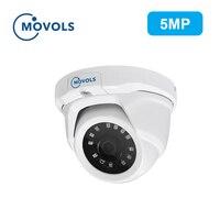 MOVOLS Security Camera Outdoor 5MP AHD Camera 2592 x 1944 TVI / CVI / CVBS CCTV Sony Sensor Varifocal analog Dome Camera
