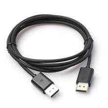 6FT Display Port DP to DP Cable Display Port DP Male HDMI Male M/M Cable Adapter for MacBook Air Dell Monitor(China)