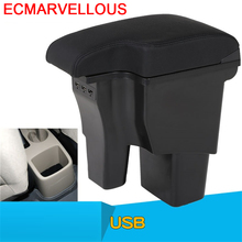 Accessory Car Arm Rest Car-styling Decoration Upgraded Styling Modification Automobiles Armrest Box FOR Hyundai Verna