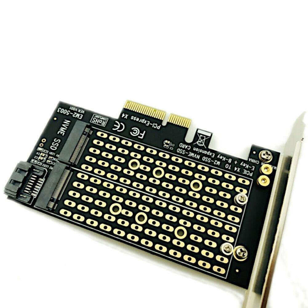M2 a escritorio PCIe de alta velocidad X4 X8 X16 adaptador SATA convertidor PCI Express NVME Mini para ordenador doble SSD tarjeta de expansión Motor, placa de expansión de L293D control de motor escudo Duemilanove