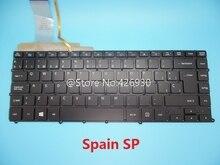 Клавиатура для ноутбука Samsung NP900X4B NP900X4C NP900X4D Swiss SW Belgium BE France FR Kingdom UK Portugal PO PT Turkey TR с подсветкой