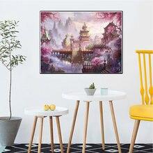 Xanadu диван Спальня украшение картина фон настенная живопись