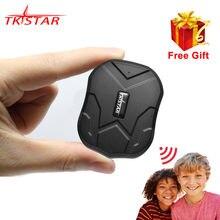 GPS Tracker Auto Mini GPS Tracker TKSTAR TK905 GPS Locator Wasserdichte GPS Tracker Auto Magnet Stimme Monitor Freies Web APP PK TK913