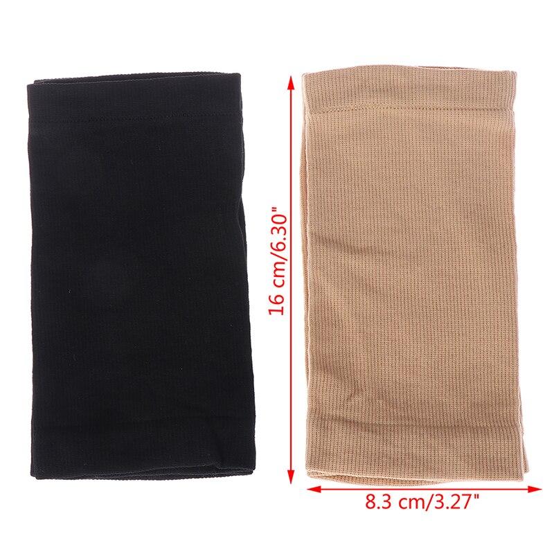 1 Pair Leg Shin Socks Women Men Medical Support Varicose Veins Calf Sleeve Compression Brace Wrap leg Shaping Massager 4