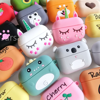 cute For airpods pro case Silicone Wireless Headphone Case Earphone For Apple Airpods 3 pro Case Cover accessories Protective 3d minions earphone case for airpods pro case cute soft silicone wireless for airpods pro case cover cartoon protective cover