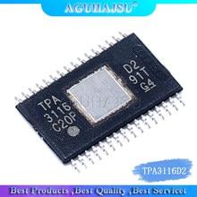 1PCS TPA3116D2DADR HTSSOP32 TPA3116D2 HTSSOP-32 TPA3116 TSSOP IC chip original novo