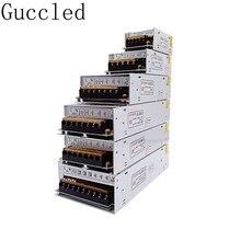 DC12V 1A 2A 3A 5A 8,5 EINE 10A 12A 15A 16,5 EINE 20A 25A 30A 40A Led Netzteil Transformator led-treiber Adapter Für WS2811 WS2815
