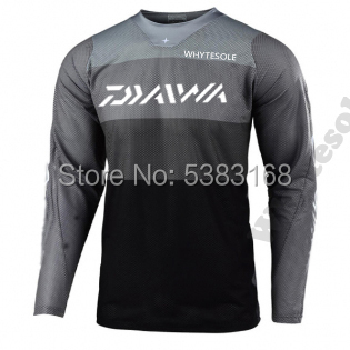2019 New  Quick Drying Fishing Clothing Long Sleeve Fishing Jersey