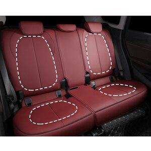 Image 5 - kokololee Custom Leather car seat cover For AUDI A4 A3 A6 Q3 Q5 Q7 A1 A5 A7 A8 TT R8 Automobiles Seat Covers car seats protector
