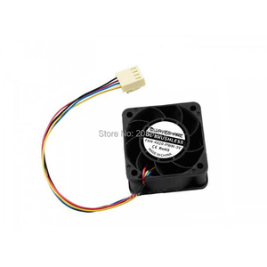 jetson nano dedicated cooling fan-4020-pwm-5v, pwm speed adjustment, strong cooling air(China)