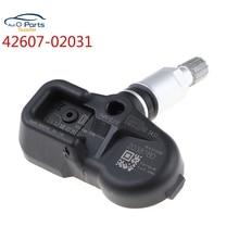 Capteur TPMS, 42607 MHZ, capteur TPMS, pour voiture TOYOTA Avensis Auris RAV4 Yaris Verso (02031 433, 42607)