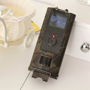 HC-700G Trail Camera Game Hunting Wild Mini Night Vision MMS Solar 16MP 940nm Trap Photo 3G WCDMA CDMA 2G GSM недорого