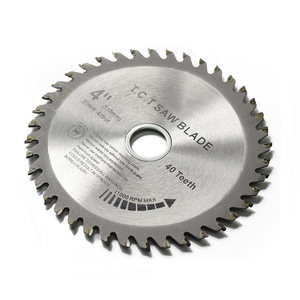 Image 2 - CMCP 30T/40T Circular Saw Blade 1pc 4Inch TCT Saw Blade Woodworking Cutting Disc For Wood Saw Cutting Discs