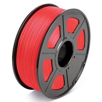 Włókna do drukowania 3D PLA Rainbow przezroczysty Noctilucent fluorescencyjny kolor dokładność + - 0 02mm 1KG szpula do drukarki 3D 20 kolorów tanie i dobre opinie 3D Warhorse Stałe PLA Filament + -0 02MM 1 75mm 3 00mm 190-220 degree C 100 No Bubble Eco-friendly Low Shrinkage 20 Colors